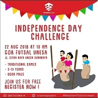 Independence Day Challenge