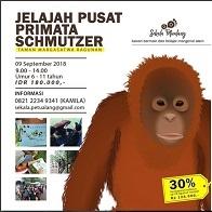Jelajah Pusat Primata Schmutzer