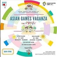 Asian Games Vaganza