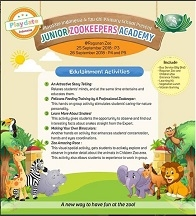 Junior Zookeepers Academy
