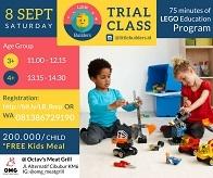 Little Builders ID - Trial Class
