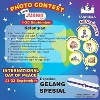 Photo Contest with Junior bersama Fanpenkka di AEON Jakarta Garden City