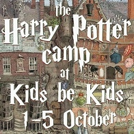 Harry Potter Camp with Kids Be Kids