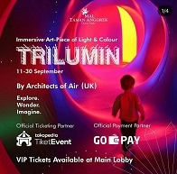 TRILUMIN by Architects of Air (UK)