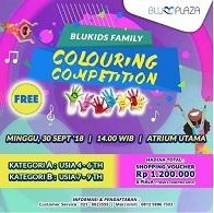 Colouring Competition at Blu Plaza Bekasi
