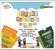 Ecofun Playdate at Pasar Langsat Jakarta