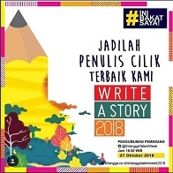 Write A Story 2018