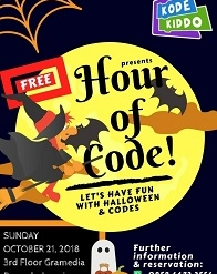 Hour Of Code at KodeKiddo Semarang