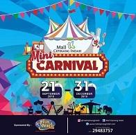 Mini Carnival di Mall Cipinang Indah