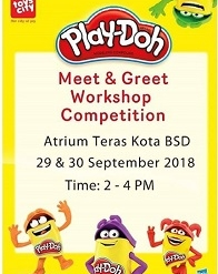Meet & Greet Workshop Competition at Teras Kota BSD