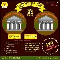 Champion Trip at Museum Sumpah Pemuda & Museum Kebangkitan Nasional