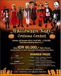 Halloween Kids Costume Contest