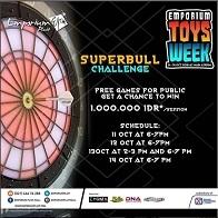 Superbull Challenge at Emporium Pluit Mall