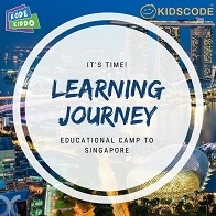 Learning Journey - Editional Camp To Singapore