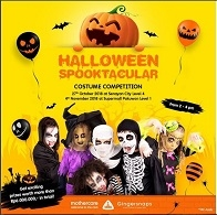Halloween Spooktacular - Costume Competition