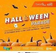 Halloween Parade di NEO SOHO Mall