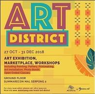 Art District at Summarecon Mall Serpong