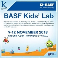 BASF Kids' Lab at Kuningan City Mall