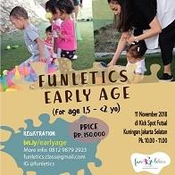 Funletics Early Age Class