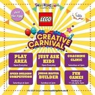 LEGO Creative Carnaval di Supermall Karawaci