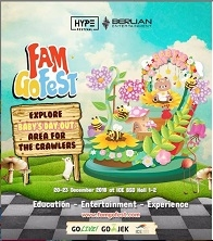FamGoFest at ICE BSD City