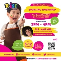 Painting Workshop at Rise Central Park Mall