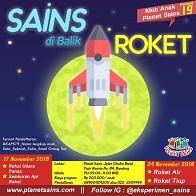 Sains Di Balik Roket