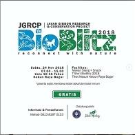 BioBlitz 2018 di Kebun Raya Bogor