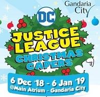 Justice League di Gandaria City
