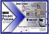"""Workshop """"Galaxy Belt Bag"""" at Dream Dress Jakarta"""