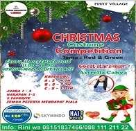 Christmas Costume Competition at Pluit Village