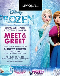 Meet And Greet with Disney Frozen