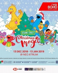 Sesame Street Christmas Magic di Neo Soho