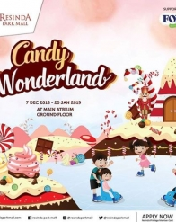 Candy Wonderful di Resinda Park Mall