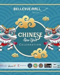 Chinese New Year Celebration di Cinere Bellavue Mall