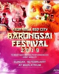 Barongsai Festival