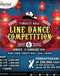 Line Dance Competition