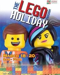 Lego Holiday Class Bersama Popay Montessori