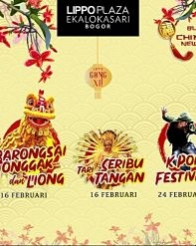 "Event ""Blessing Of Chinese New Year"""
