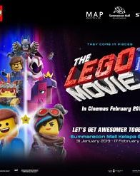 The Lego Movie 2 Exhibition