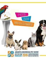 Jakarta Indonesia Pet Show 2019
