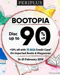 Periplus Bootopia 2019