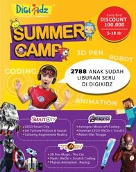 Digikidz Summer Camp