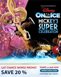Disney on Ice - Mickey's Super Celebration