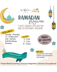 Ramadhan Program Funletics & Club Kembang