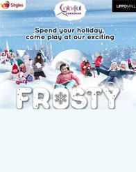 Frosty Playland Lippo Mall Puri