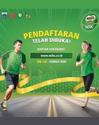 Milo Family Run di Epiwalk
