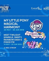My Little Pony Magical Harmony Central Park