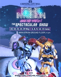 Spectacular Show – Game Invasion