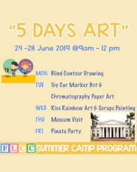 Five Days Arts